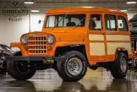 1951 Willys Overland Wagon
