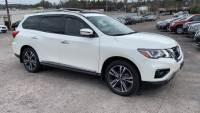 Used 2017 Nissan Pathfinder Platinum SUV