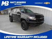 Used 2018 Chevrolet Colorado 4WD ZR2 Pickup