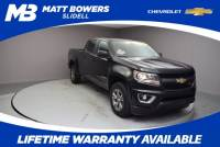 Used 2017 Chevrolet Colorado 4WD Z71 Pickup