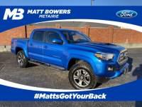 Used 2016 Toyota Tacoma TRD Sport Pickup