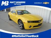 Used 2012 Chevrolet Camaro 1LT Coupe