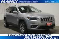 Used 2019 Jeep Cherokee Latitude Plus SUV
