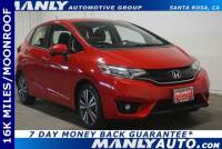 Used 2016 Honda Fit EX Hatchback