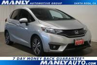 Used 2015 Honda Fit EX Hatchback