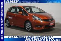 Used 2012 Honda Fit Sport Hatchback