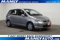 Used 2008 Honda Fit Base Sedan