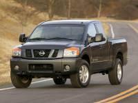 2008 Nissan Titan Truck King Cab