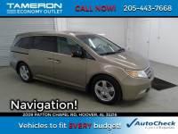 2011 Honda Odyssey Touring Minivan