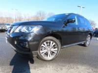 2018 Nissan Pathfinder 4x4 SV SUV
