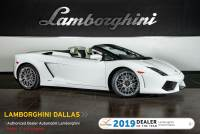 Used 2009 Lamborghini Gallardo 560-4 Spyder For Sale Richardson,TX | Stock# L1236 VIN: ZHWGU64T49LA08666