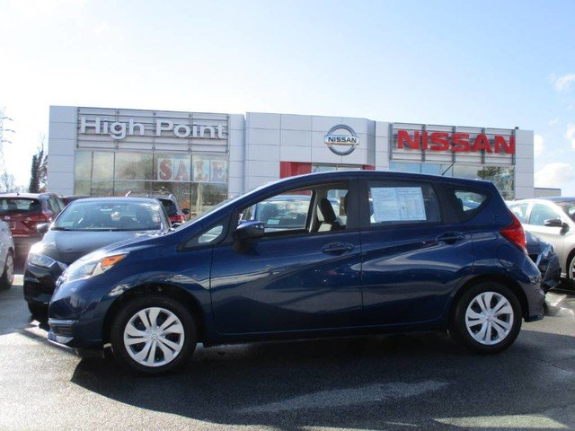 Photo Used 2019 Nissan Versa Note SV Hatchback For Sale in High-Point, NC near Greensboro and Winston Salem, NC