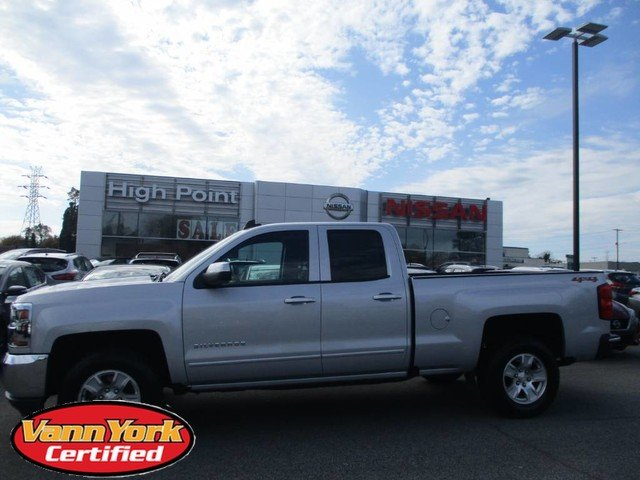 Photo Used 2018 Chevrolet Silverado 1500 LT Pickup For Sale in High-Point, NC near Greensboro and Winston Salem, NC