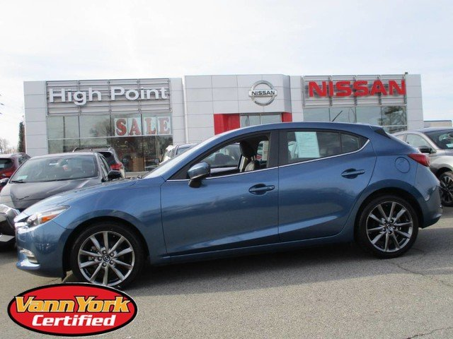 Photo Used 2018 Mazda Mazda3 5-Door Touring Hatchback For Sale in High-Point, NC near Greensboro and Winston Salem, NC