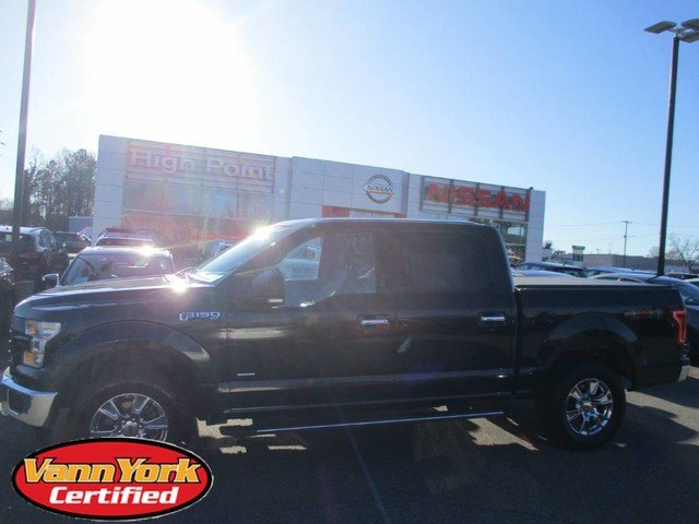 Photo Used 2015 Ford F-150 Lariat Pickup For Sale in High-Point, NC near Greensboro and Winston Salem, NC