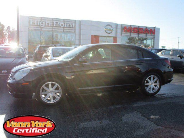 Photo Used 2007 Chrysler Sebring Sdn Touring Sedan For Sale in High-Point, NC near Greensboro and Winston Salem, NC