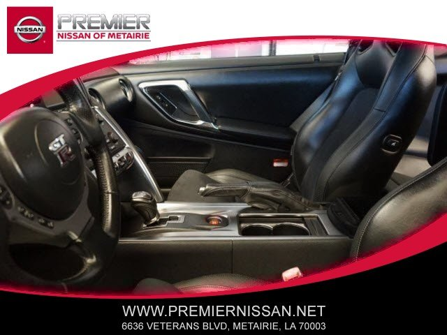 Photo Used 2009 Nissan GT-R Premium Coupe