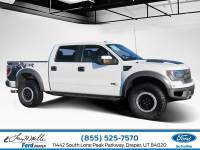 2014 Ford F-150 SVT Raptor Truck SuperCrew Cab V-8 cyl