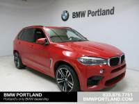 Pre-Owned 2017 BMW X5 M Sports Activity Vehicle Sport Utility in Portland