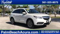 Quality 2016 Acura MDX West Palm Beach used car sale