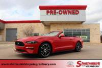 2019 Ford Mustang EcoBoost Premium Convertible Convertible
