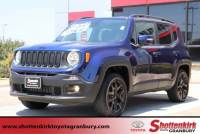 2018 Jeep Renegade Altitude 4x4 SUV