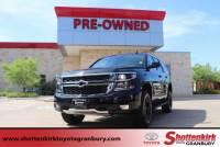 2018 Chevrolet Tahoe 4WD 4dr LT SUV