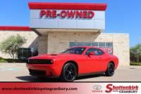 2016 Dodge Challenger 2dr Cpe SXT Coupe