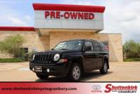 2016 Jeep Patriot 4WD 4dr Sport SUV