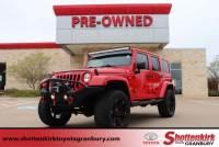 2015 Jeep Wrangler Unlimited 4WD 4dr Sahara SUV
