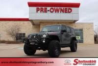 2015 Jeep Wrangler Unlimited 4WD 4dr Sport SUV