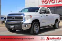 2014 Toyota Tundra 4WD Double Cab Standard Bed 5.7L FFV V8 SR5