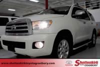 2012 Toyota Sequoia 4WD 5.7L Platinum