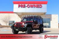 2010 Jeep Wrangler Unlimited 4WD 4dr Rubicon SUV