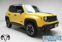 Used 2017 Jeep Renegade Trailhawk SUV