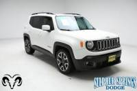 Used 2017 Jeep Renegade Latitude SUV