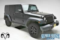 Used 2015 Jeep Wrangler Unlimited Willys Wheeler SUV