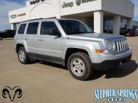 Used 2011 Jeep Patriot Sport SUV