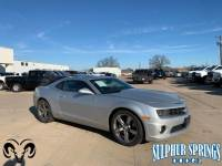 Used 2010 Chevrolet Camaro 2SS Coupe