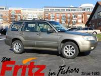 2008 Subaru Forester (Natl) X w/Premium Pkg