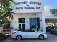 2007 Toyota Camry Solara SLE Heated Leather JBL Stereo CD MP3 AUX Clean CarFax