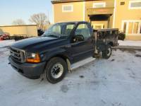 Used 2001 Ford F-250 4x2 Service Utility Truck