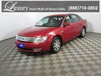 Pre-Owned 2009 Ford Taurus SEL Sedan for Sale in Sioux Falls near Brookings