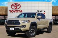 Used 2017 Toyota Tacoma TRD Sport Double Cab 6' Bed V6 4x4 AT