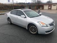Pre-Owned 2008 Nissan Altima 2.5 S Sedan