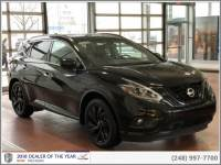 Pre-Owned 2018 Nissan Murano SL SUV For Sale in Shelby MI