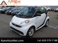 2016 smart fortwo electric drive 2dr Cpe Passion