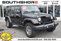 2015 Jeep Wrangler Unlimited Rubicon Inwood NY   Queens Nassau County Long Island New York 1C4HJWFG8FL632825