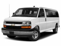 Pre-Owned 2019 Chevrolet Express Passenger LS