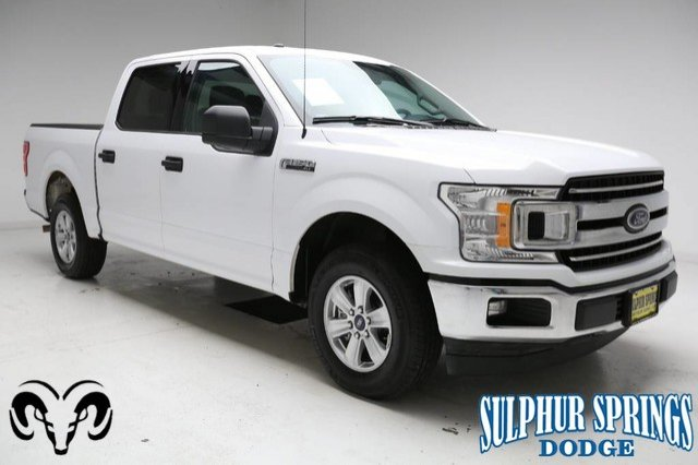 Photo Used 2018 Ford F-150 XLT Texas Edition Pickup
